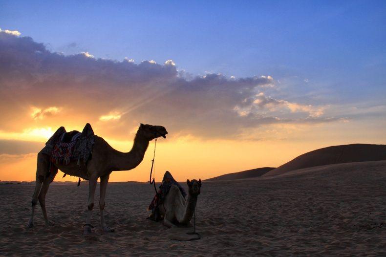 Voyage Moyen Orient
