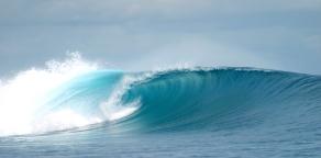 Les vagues à Bali