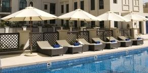 DUBAI_Hôtel Al Manzil Downtown Dubai