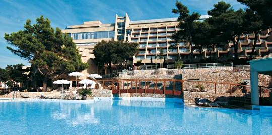 hôtel de luxe croatie