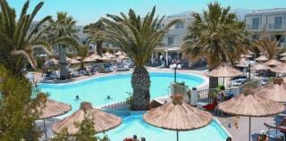 Hôtel Europa Beach 4* - Crète