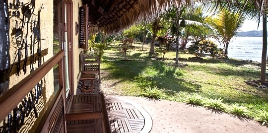 Jardin hôtel Ravintsara Wellness & Spa Madagascar