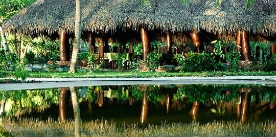 Vuehôtel Ravintsara Wellness & Spa Madagascar