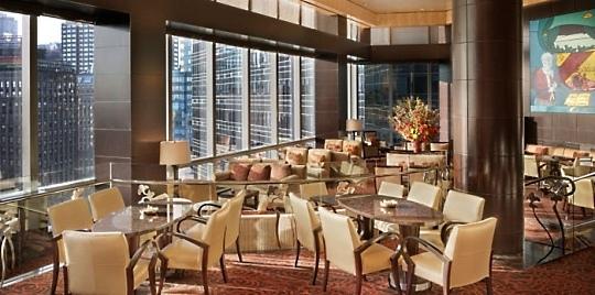 Restaurant hôtel Mandarin Oriental New York