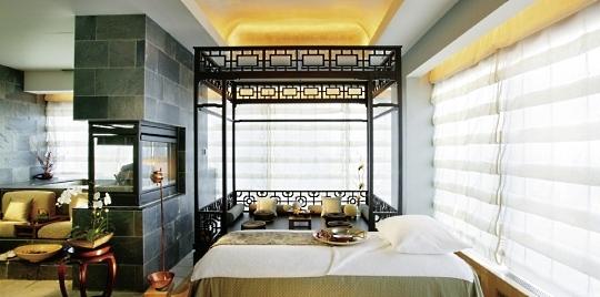 Spa hôtel Mandarin Oriental New York
