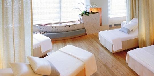 Spa luxe hôtel Mandarin Oriental New York