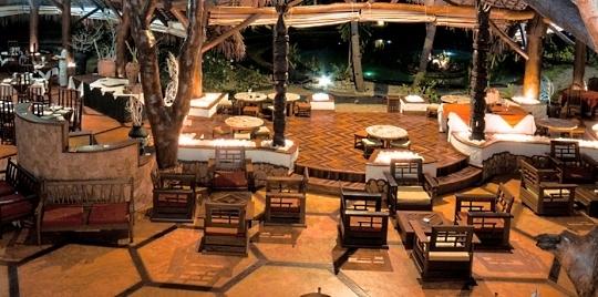Restaurant hôtel Ravintsara Wellness & Spa Madagascar