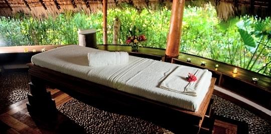 Spa hôtel Ravintsara Wellness & Spa Madagascar