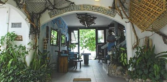Hôtel Anse Soleil Beachcomber