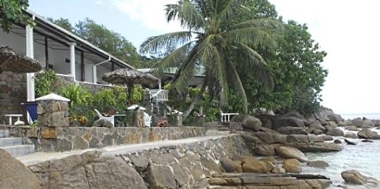 Plage hôtel Anse Soleil Beachcomber