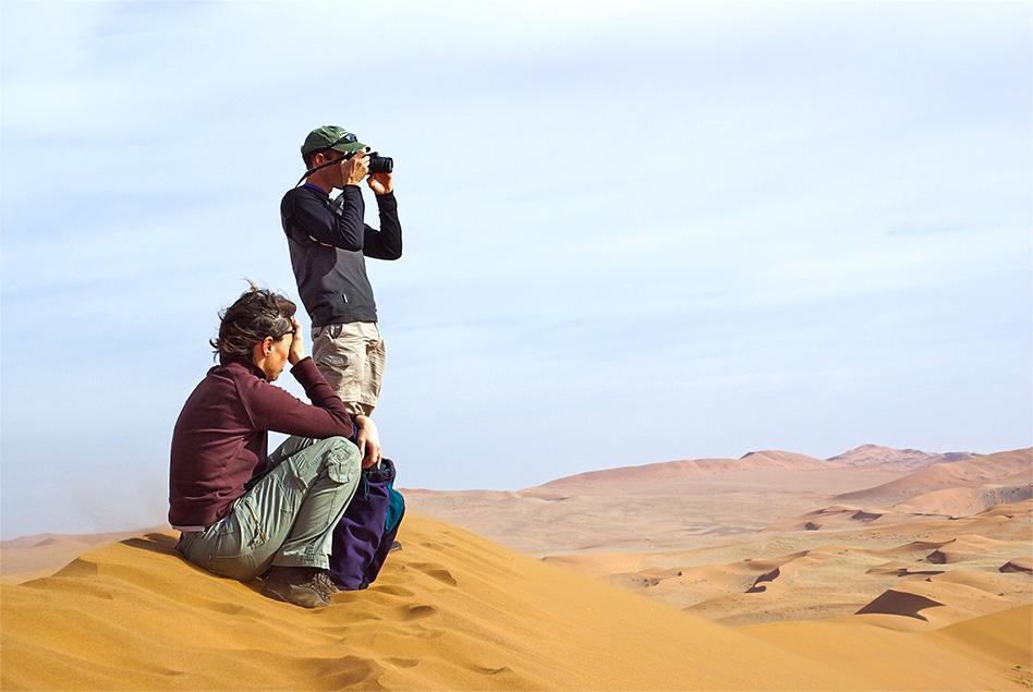 desert de namibie