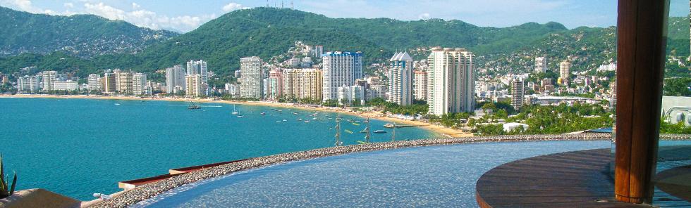 Acapulco-vue