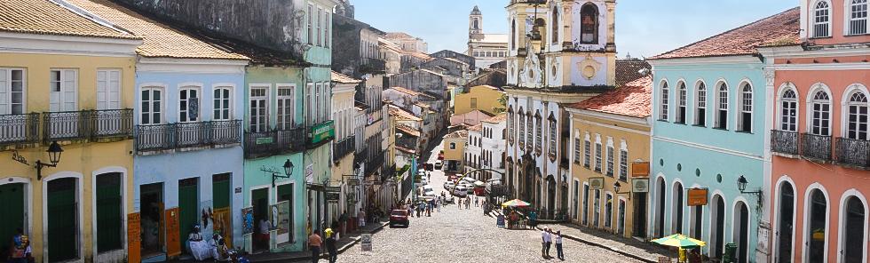 découvrez Salvador de Bahia