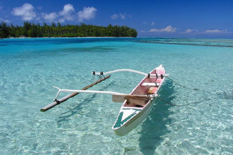 Voyage Ocean Pacifique